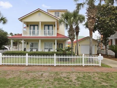 Photo for Beach Home | Sunny D | Carriage House | Gulf Views | FREE Golf, Fishing, Water Park!!