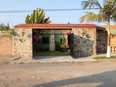 Photo for Lovely Home with 2 bedrooms, 2 baths plus separate casita with 1 bedroom, 1 bath