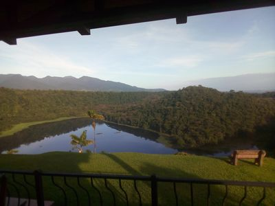 Photo for forest property with the best view of the lake in costa rica