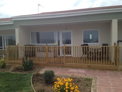 Photo for Two Bedroomed Chalet in Bacton Norfolk