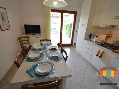 Photo for Fiordo Topazio with 3 bedrooms for large families F 103