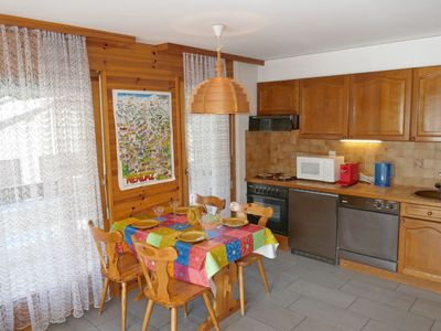 Photo for Apartment Baccara A1 in Nendaz - 4 persons, 1 bedrooms