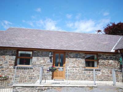 Photo for 2 bedroom Barn in Aberystwyth - TYBYR