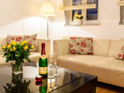 Photo for 1-room apartment no. 4, approx. 41sqm, 2. Floor, 1 living room / bedroom, max. 2 persons + 1 infant - City Apart Dresden Apartment 4