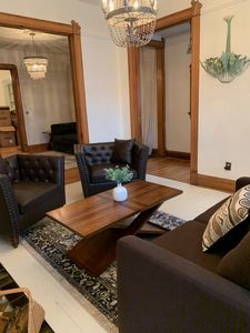 Photo for Awesome Indy Downtown condo/8beds/2.5bath/sleep12-MINUTES FROM EVERYTHING