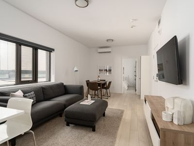 Photo for Airy 2BR in Downtown Montréal by Sonder