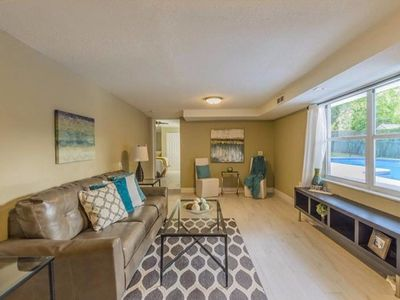 Photo for Stylish 3BR Home w/Pool in Central Tampa!
