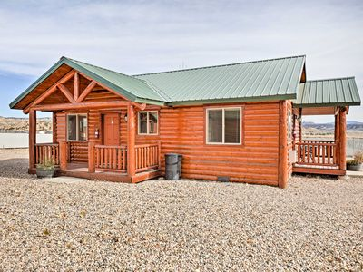 Photo for Tropic Cabin w/ Porch & Grill - Near Bryce Canyon!