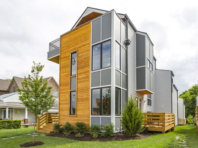 Photo for BRAND NEW! Germantown Luxury with Rooftop Deck - $8 Uber to Downtown!