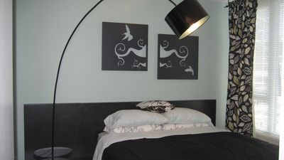 Photo for Modern one bedroom downtown condo