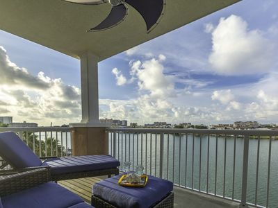 Photo for Waterfront Condo in Clearwater Beach