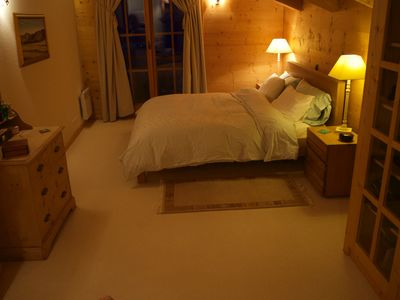 Photo for Chalet Stroma, alpine luxury.