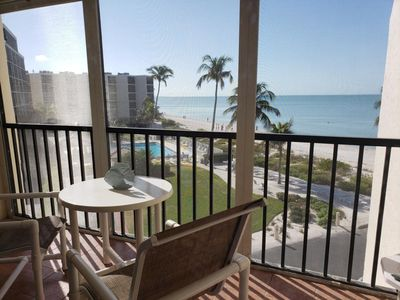 Photo for SeaScape F-305 - Mthly - Gorgeous Views - Directly on Beach - Pool - Wifi - 3rd Floor