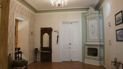 Photo for Historical Fireplace Apartment