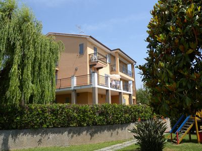 Photo for Holiday apartment in the residence La Meridiana