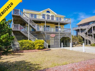 Photo for Open Weeks Just Reduced!  Semi Oceanfront Favorite w/ pool & more!