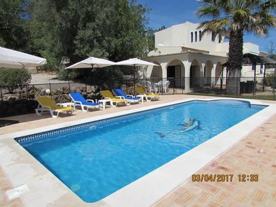 Welcome to a well-equipped family villa; local authority certified and approved.