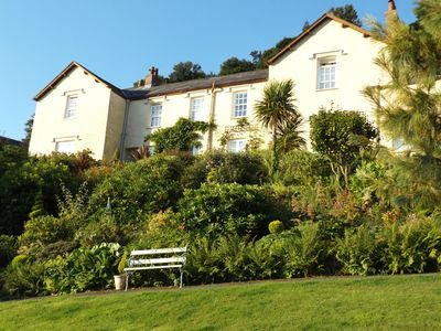 Photo for DRIFTWOOD, family friendly, with a garden in Lynton, Ref 1007381