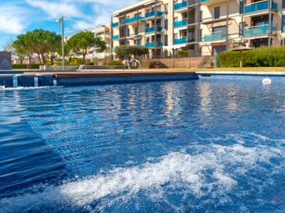 Photo for Apartment Triplex Seaview in Cubelles - 6 persons, 4 bedrooms