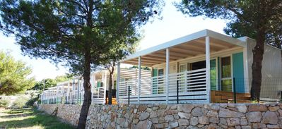 Photo for Adriastay 360 - mobilehome