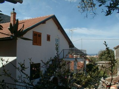 Photo for Apartment RV  - Trpanj, Peljesac peninsula, Croatia