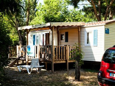 Photo for Camping Le Val de Durance **** - Mobile Home 3-Room Villa 4/6 People