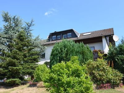 Photo for Detached holiday home on the edge of the Sauerland region with garden and roof terrace