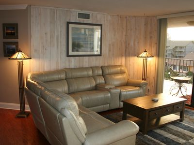 Photo for Newly Renovated Family Friendly Condo located near main attractions