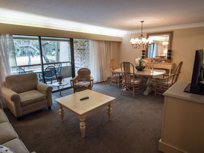Photo for Paradise in Palm Harbor -Full size condo- 2 queen size beds