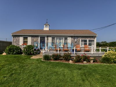 Photo for Panoramic Ocean Views, Close to Lighthouse, Sunroom, New Patio