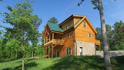Set on 4.5 acres for peace and quiet