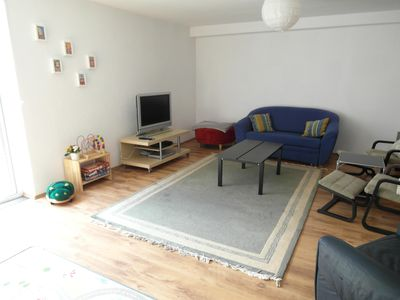 Photo for Apartment in Oberasbach / Zirndorf, 100sqm, 2 bedrooms, for up to 6 people