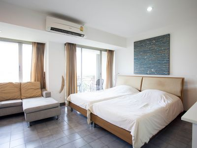 Photo for 1BR Apartment Vacation Rental in Muang Chiang Mai, Chiang Mai
