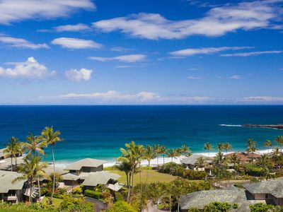 Photo for Escape with your ohana to this luxury remodeled town house with stunning ocean views!