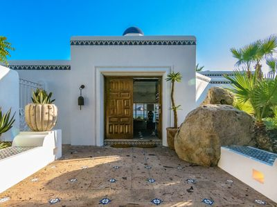 Photo for Stunning Cabo San Lucas Villa, Steps From the Beach