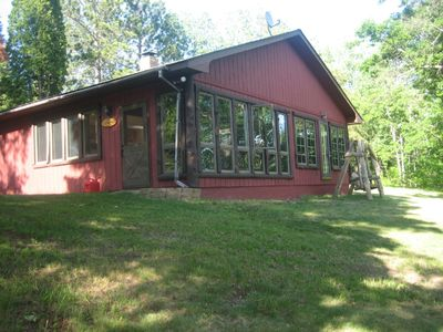 Photo for Family and Pet Friendly Lake Home on Pokegama Chain just outside of Grand Rapids