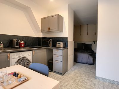 Photo for ⚜ Cannes center - Charming 2 rooms with patio