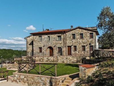 Photo for Agri-tourism Sasso Regino, Quarrata  in Um Florenz - 6 persons, 2 bedrooms