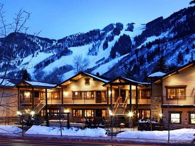 Photo for The Innsbruck 2 Bedroom Residence in the heart of Aspen Colorado. Book now!