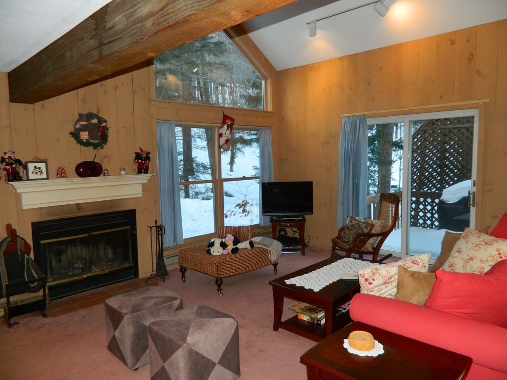 Mount Snow Ski Home On Chimney Hill Vrbo