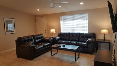Photo for 3 bedroom value in NW Tucson *ALL NEW FURNISHINGS AND APPLIANCES*
