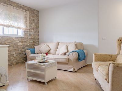 """Photo for Spacious Apartment """"Casa Los Naranjos en Vejer"""" with Wi-Fi; Parking Available on the Street"""
