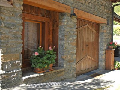 Photo for Vacation home Chez Les Roset in Arvier - 4 persons, 2 bedrooms