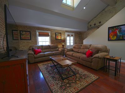 Photo for Luxurious Penthouse Stay | Private Elevator & Balcony | The French Quarter/CBD