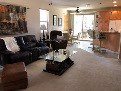 Photo for SEASONAL OR ANNUAL OF A 2 BEDROOM + DEN,