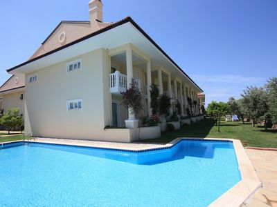 Photo for Luxury 3 Bed villa On The Beach With Spectacular Sea Views