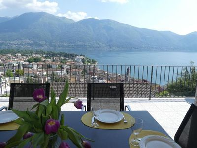 Photo for Holiday apartment Ascona for 4 - 7 persons with 2 bedrooms - Holiday apartment