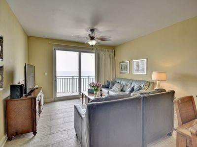 Photo for Gorgeous gulf front 3br/3ba condo 601 Sterling Breeze