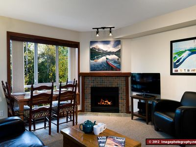 Photo for 76 Glaciers Reach this 2br home has a hot tub & pool in Whistler Village