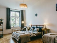 Ideal apartment for a break in the wonderful city of Cracow